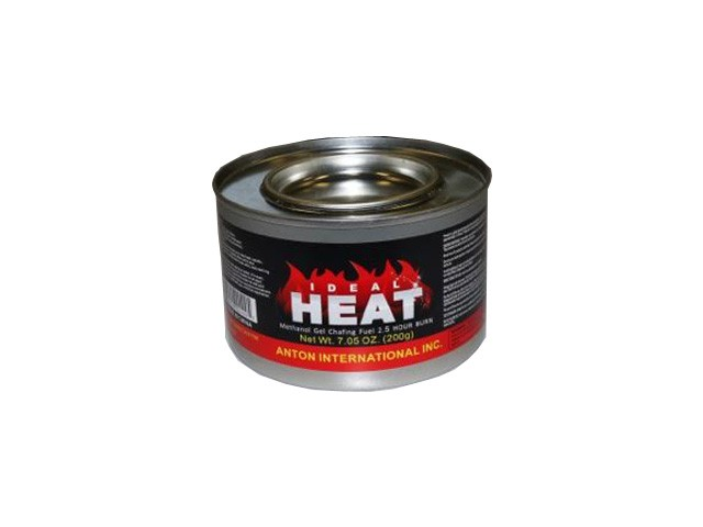 Ideal Heat Gel Chafing Fuel 2.5 Hours Burn 6pc/box